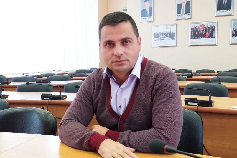Депутат ЕВГЕНИЙ МИНЕРВИН ВОШЁЛ В КОМИССИЮ ИНИЦИАТИВНЫХ ПРОЕКТОВ